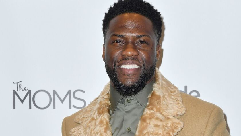 Kevin Hart will team with Netflix.