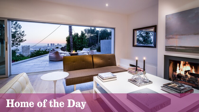 Home of the Day: Inspired West Hollywood home with rock 'n' roll roots