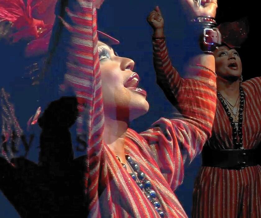Pan American fest: 'In Full Bloom' spotlights transgender community