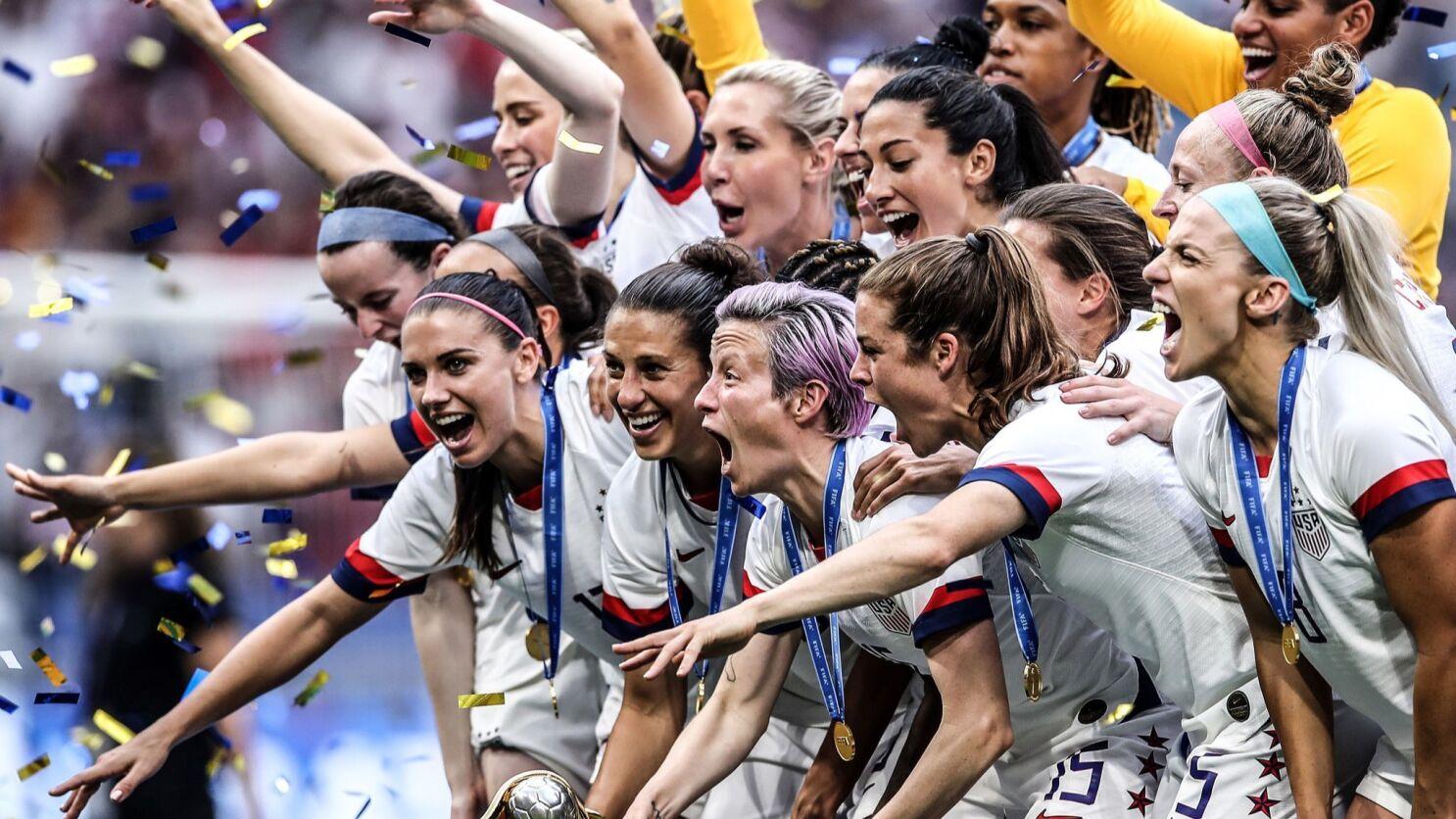 United States women's national soccer team