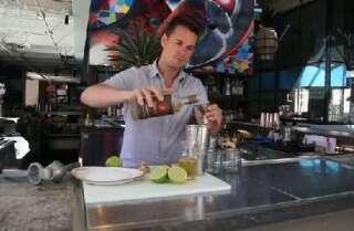 Mixology 619:  Puesto Perfect Margarita