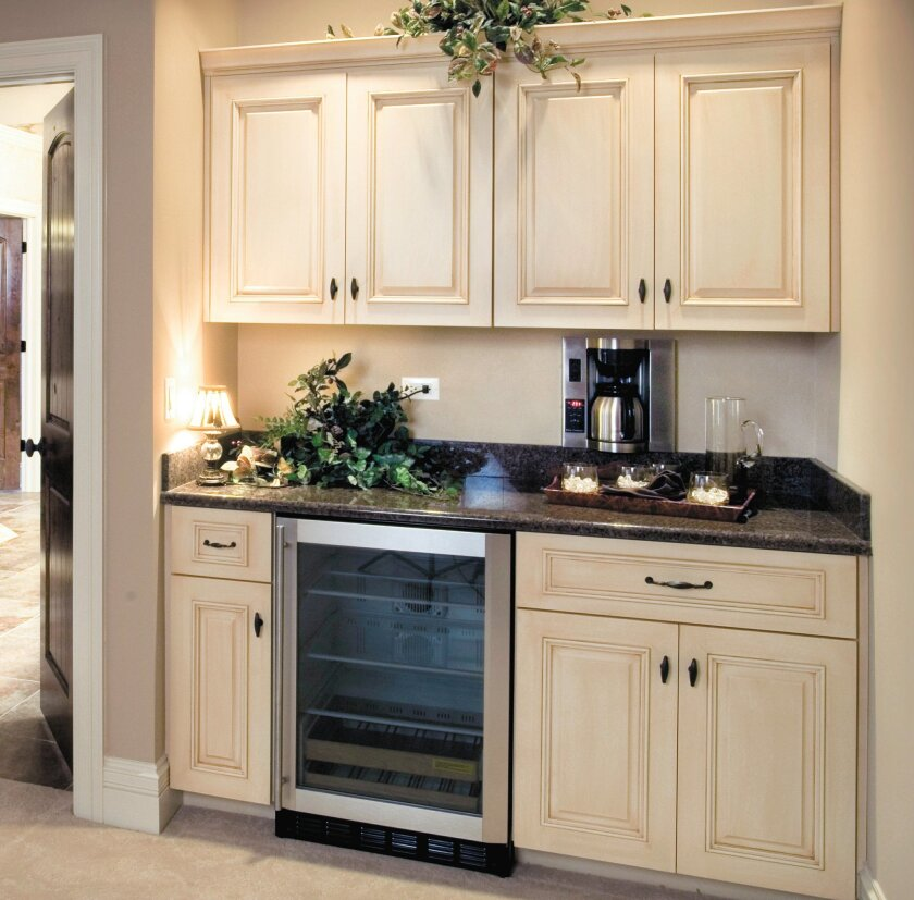 Morning Kitchen Brings Basics Into The Bedroom Be It A Convenience Or A Necessity The San Diego Union Tribune