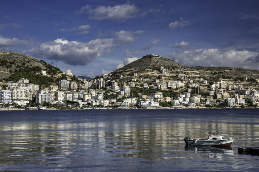 Cunard plans to stop in Sarande, Albania, instead of Turkish ports on 2017 sailings.