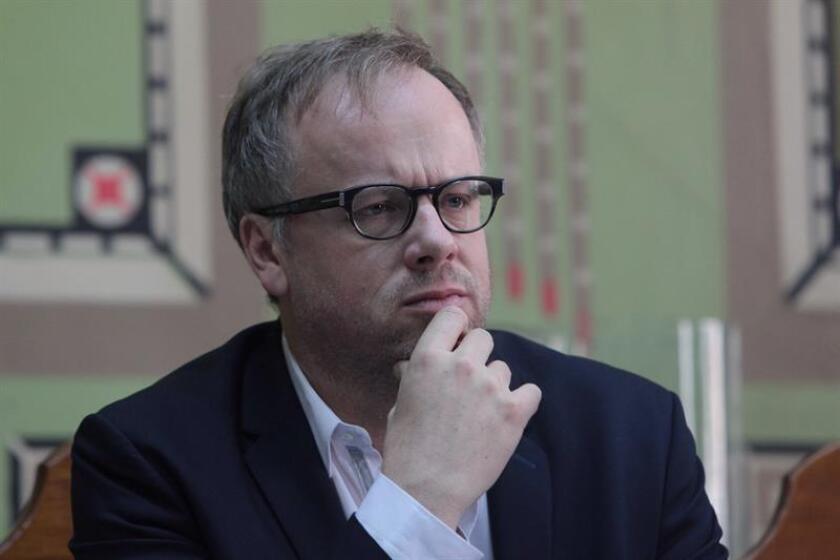 Christophe Deloire, secretario general de Reporteros sin Fronteras. EFE/Archivo