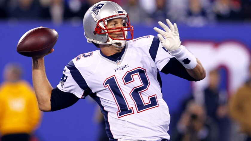 It will seem strange not seeing Tom Brady in a Patriots uniform next season.