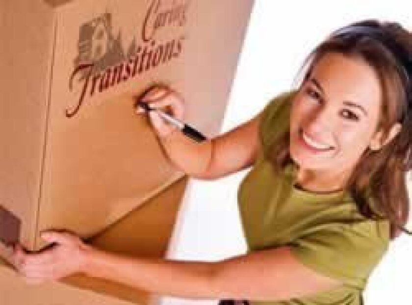 Caring Transitions La Jolla, serving San Diego County, is a professional solution for relocation services, including downsizing, decluttering and estate sales for both full and partial liquidations. For more information, call (858) 768-2000 or visit www.EstateMoveLaJollaCA.com
