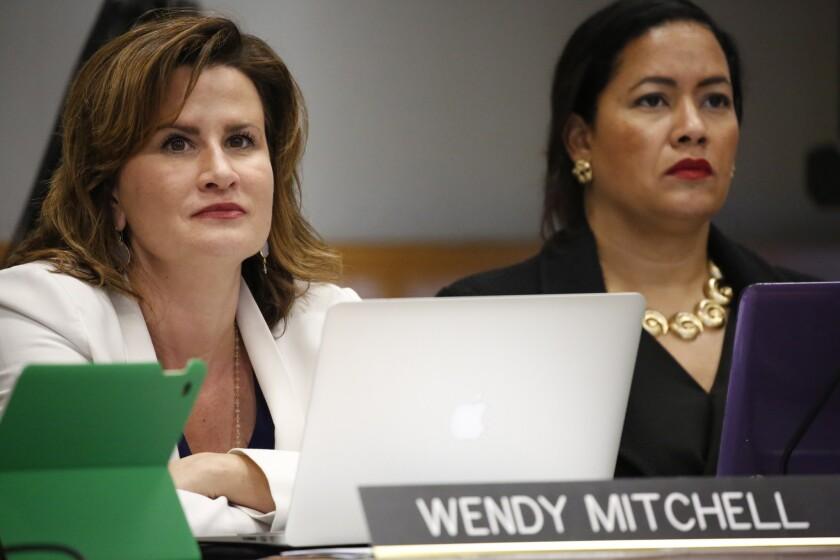 Coastal Commission Wendy Mitchell