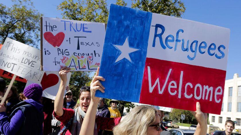 Texas protest