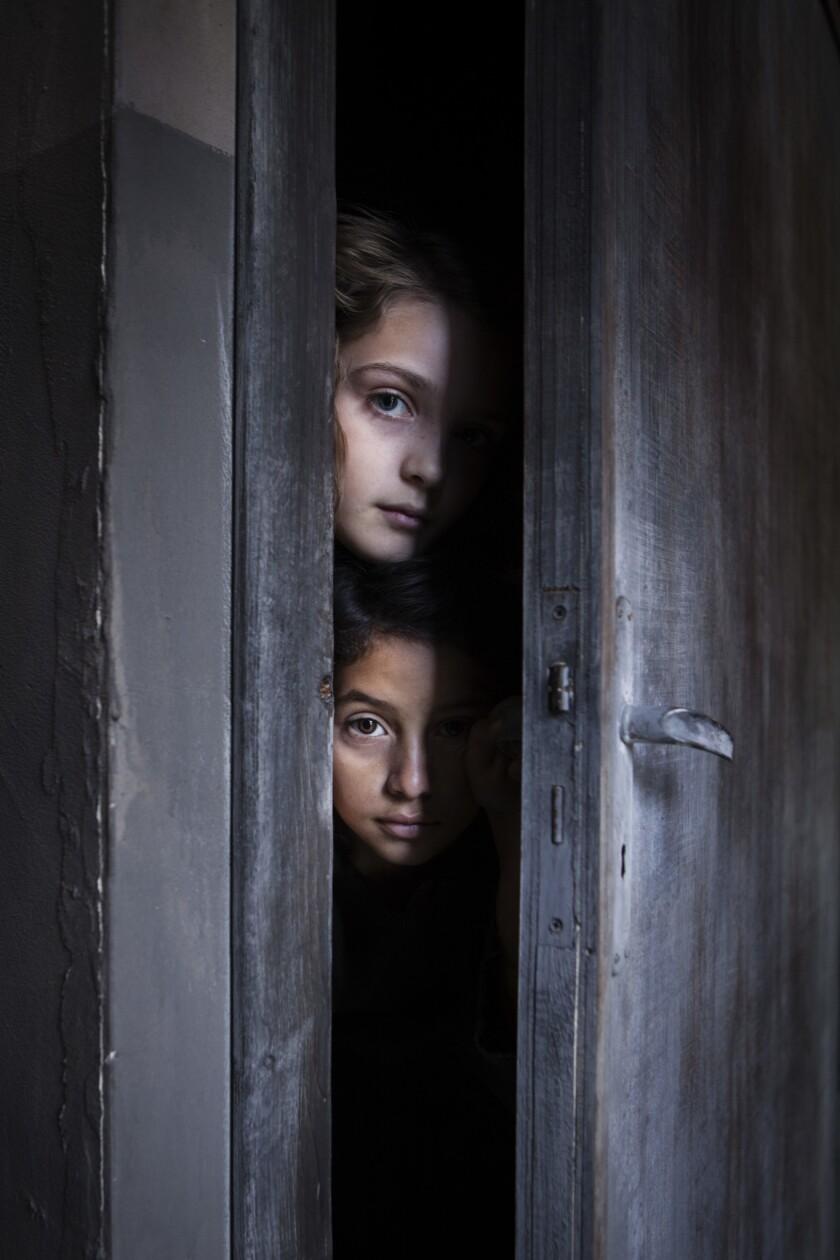 "Elisa Del Genio and Ludovica Nasti star in the HBO series ""My Brilliant Friend,"" based on Elena Fe"