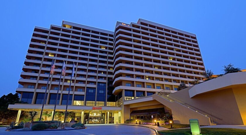 The San Diego Marriott La Jolla, in the University Town Center area at 4240 La Jolla Village Drive, has been sold for more than $130 million, five years after it was last sold for $71 million.