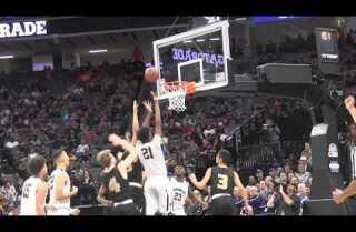 Bishop Montgomery wins state championship