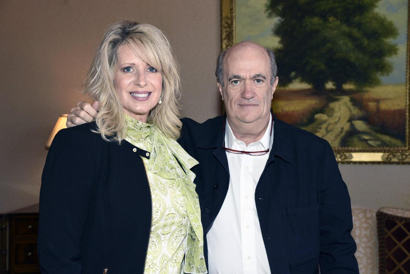 RSF Literary Society hosts author Colm Tóibín