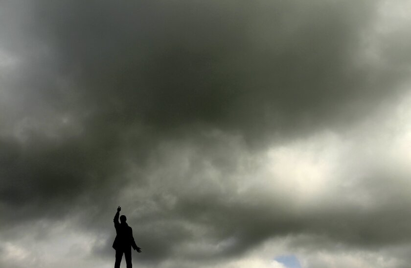 Britain Northern Ireland Stormont Crisis