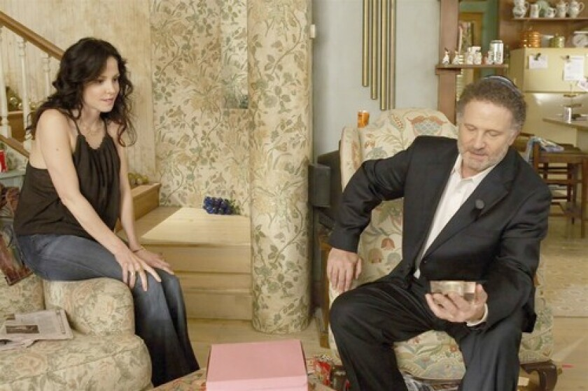 Logical leap, Albert Brooks, Mary-Louise Parker