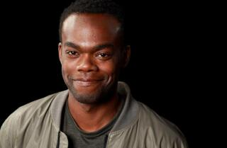 On 'The Good Place,' William Jackson Harper is 'hiding in plain sight' as Chidi