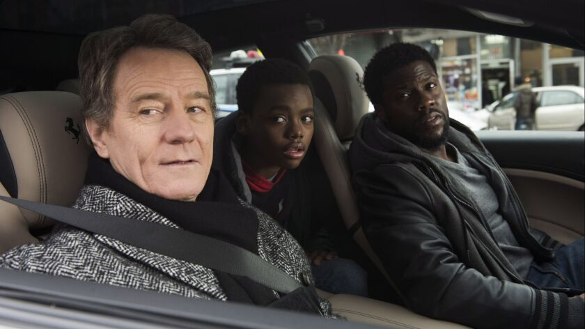 Bryan Cranston, Kevin Hart, The Upside