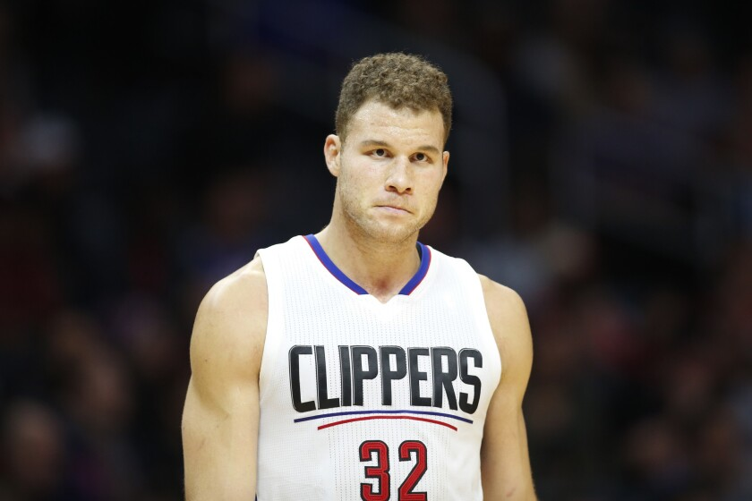 Clippers' Blake Griffin, Pacers' Paul George can pretty much do it all on the court