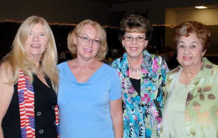 On the Town: Elks Lodge dresses up for summer show