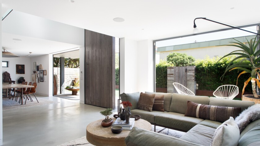 Anna Paquin and Stephen Moyer's Venice home