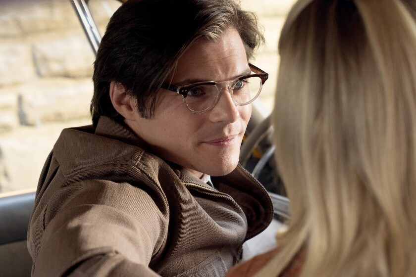 """Chris Mason as young Dan Broderick in USA's """"Dirty John: The Betty Broderick Story."""""""
