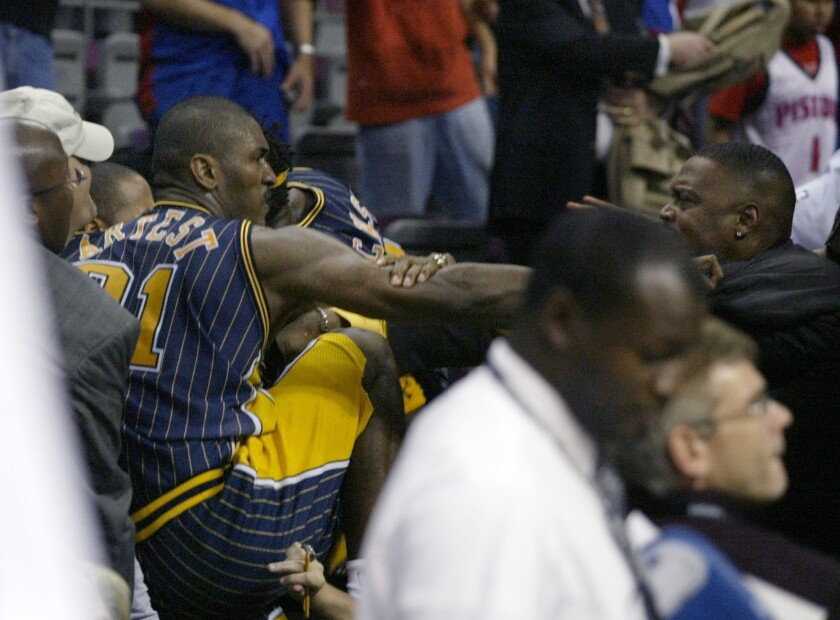 Violence In Sports