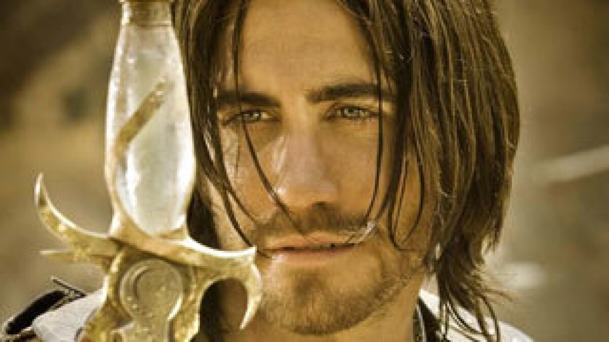 Movie Review Prince Of Persia The Sands Of Time Los Angeles Times