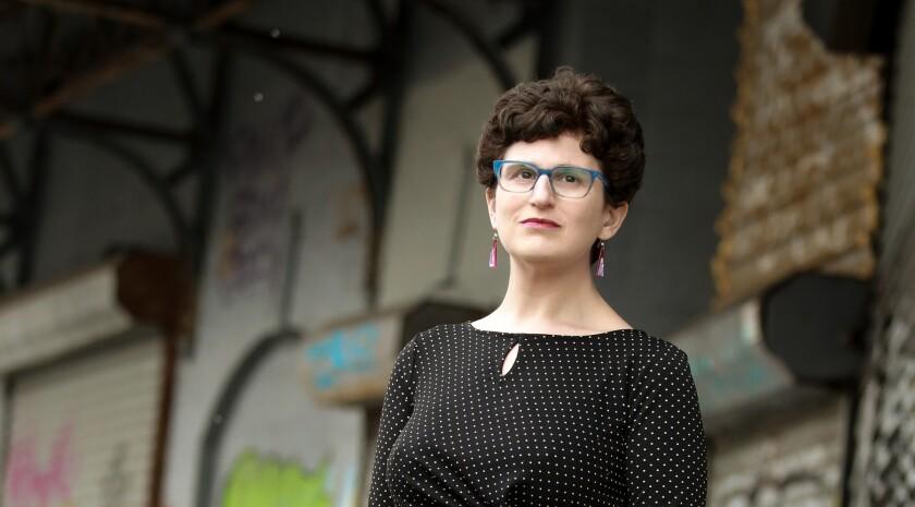 Sarah Weinman, author of 'The Real Lolita'. CREDIT: Anna Ty Bergman