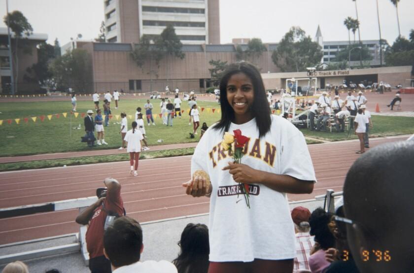 USC's Nicole Haynes