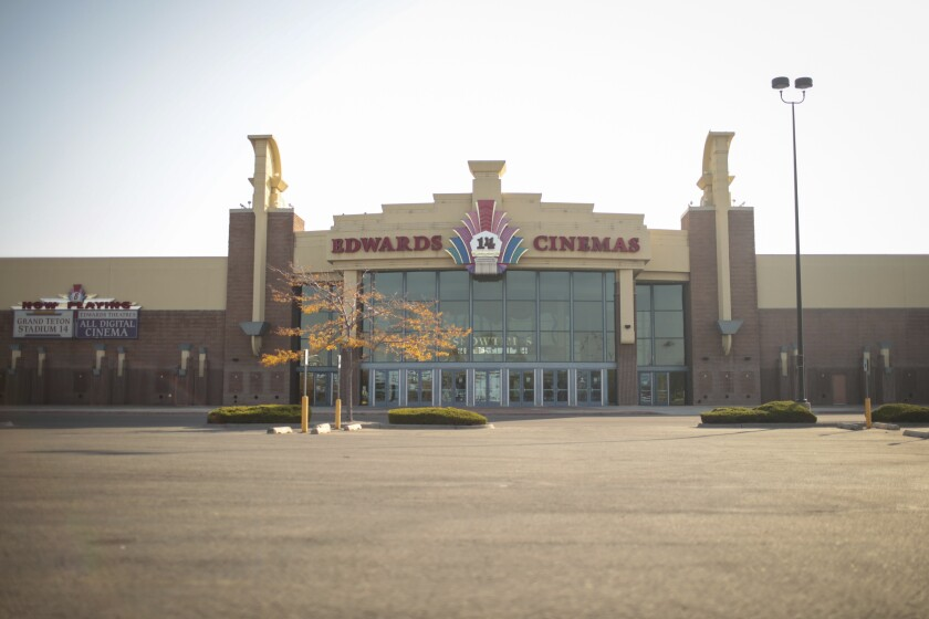 Olde Fashioned Christmas Idaho Falls 2020 Hundreds of Regal, Cineworld movie theaters to close   The San