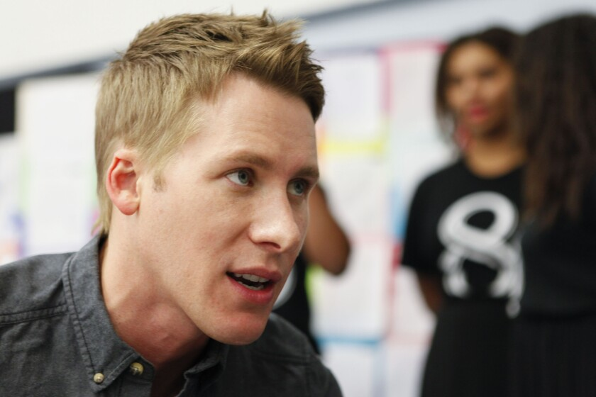 Questions linger about the way Pasadena City College treated its alumnus Dustin Lance Black, the Oscar-winning screenwriter whose commencement speech invitation was rescinded by the school.
