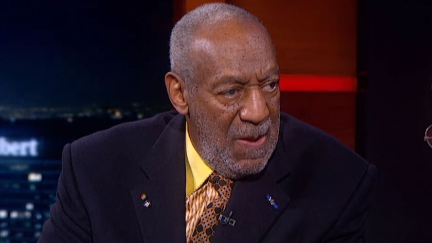 Bill Cosby offered a meme generator on his website Monday. Some called the chance to let people say whatever they wanted on pictures of him a bad idea, due to sex assault allegations made against him in recent years.