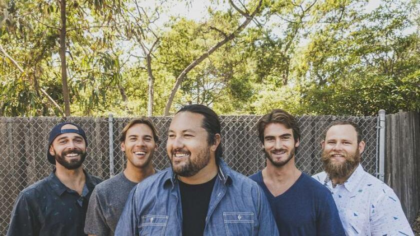 Iration (Micah is pictured in the center) (Courtesy Photo)