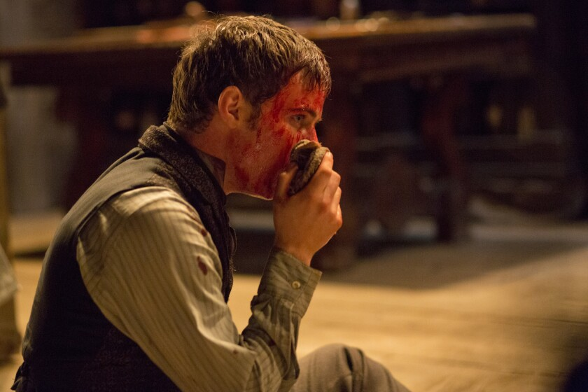 "Dr. Victor Frankenstein (Harry Treadaway) confronts a monster from his past on ""Penny Dreadful."""