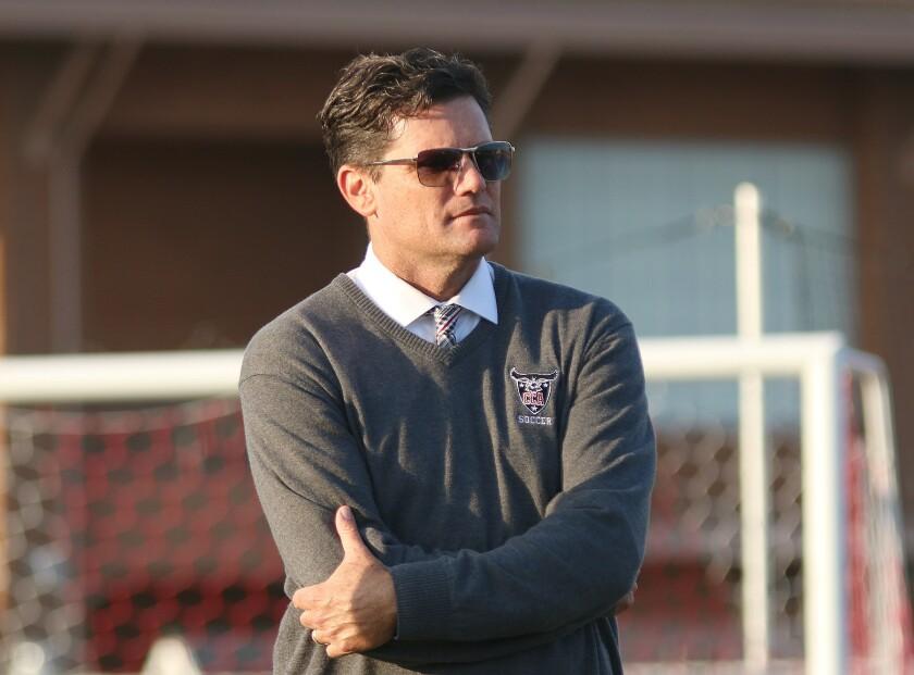 Tom Lockhart of Canyon Crest Academy