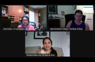 A Conversation with Rosayra Pablo Cruz & Julie Schwietert Collazo | El libro de Rosy