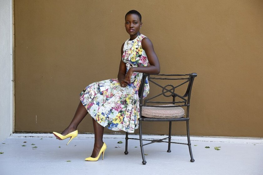 """Lupita Nyong'o (""""12 Years a Slave"""")was one of 271 movie notables invited to join the Academy of Motion Pictures Arts and Sciences."""