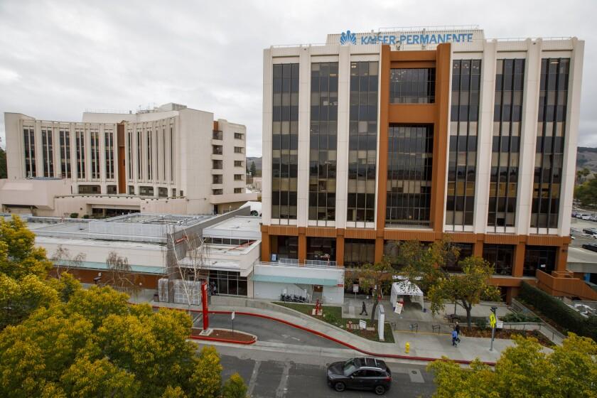 Kaiser Permanente San Jose Medical Center
