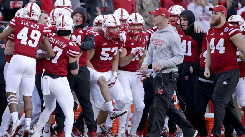 Coach Scott Frost and his Nebraska football players will receive help from Opendorse.