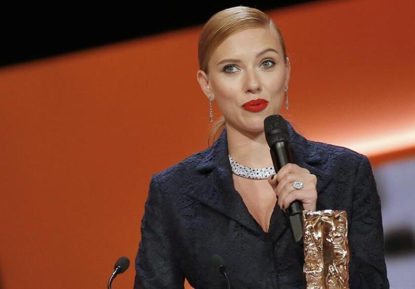 La actriz estadounidense Scarlett Johansson y su marido, el francés Romain Dauriac, se han separado, informó hoy la edición digital de la revista especializada People. EFE/EPA/ARCHIVO