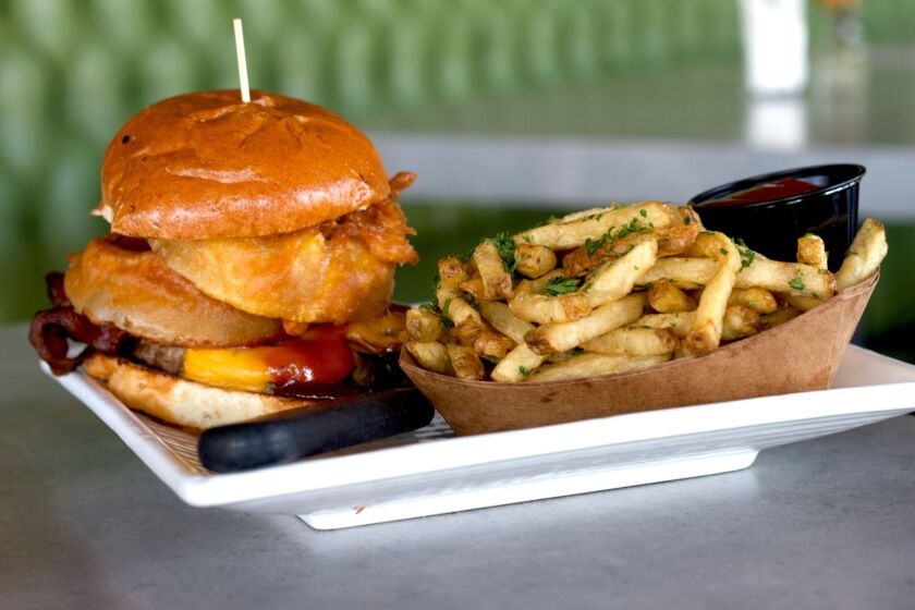 Who has San Diego's best burger? - The San Diego Union-Tribune