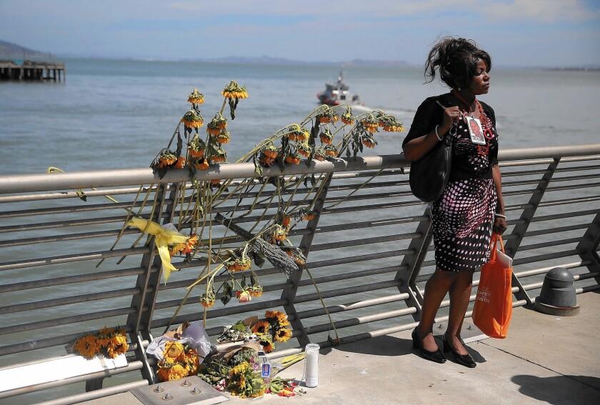 Memorial to Kathryn Steinle