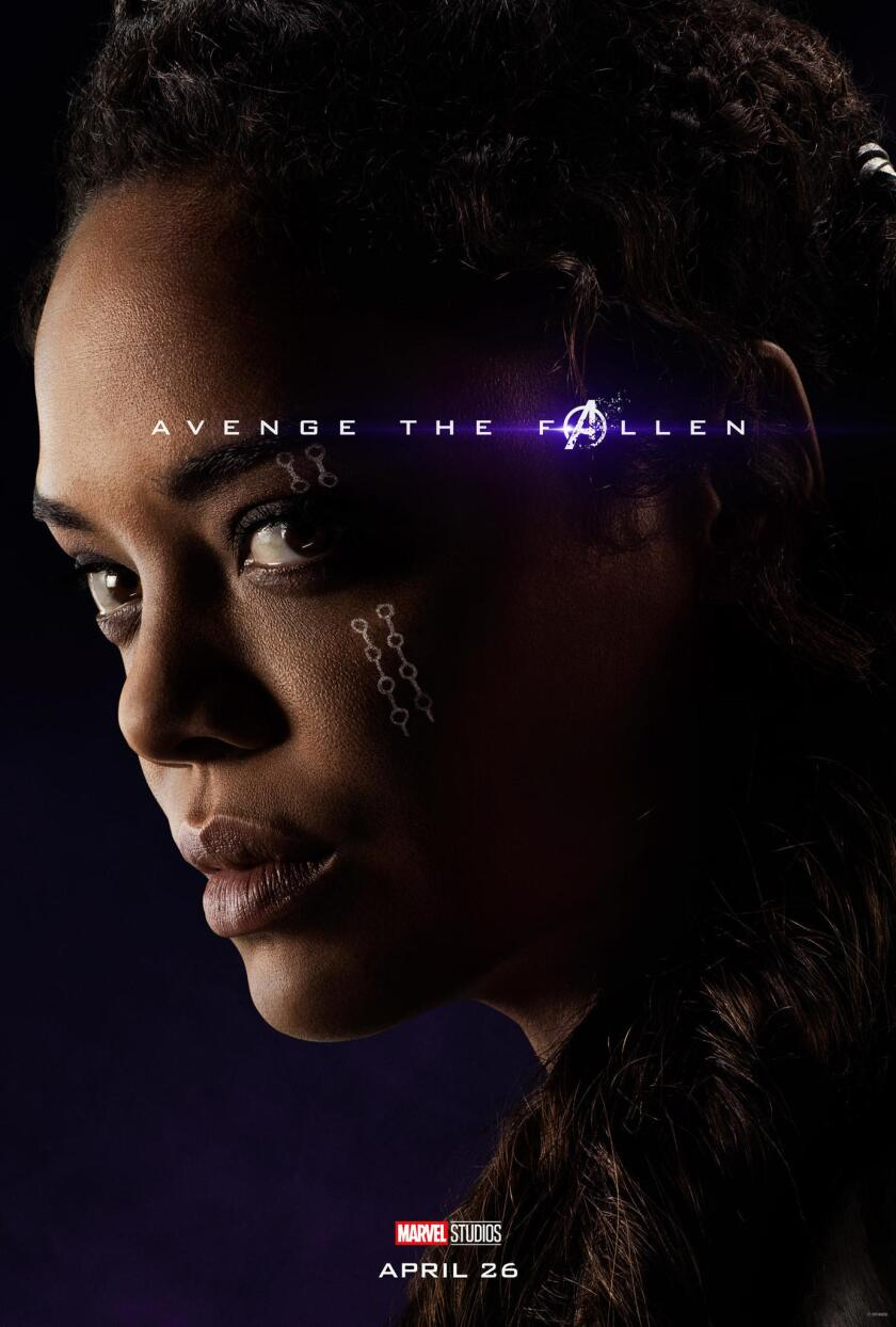 Tessa Thompson on Valkyrie's 'Avengers: Endgame' whereabouts and