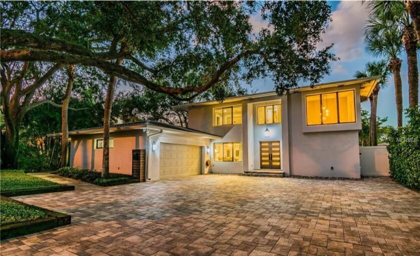 Matt Moore's Florida home | Hot Property