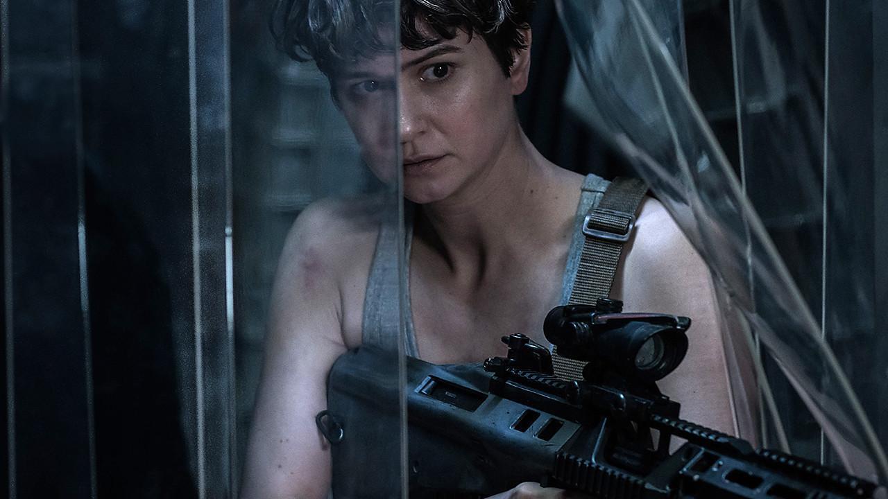 Ridley Scott's 'Alien: Covenant' is a sleek, suspenseful