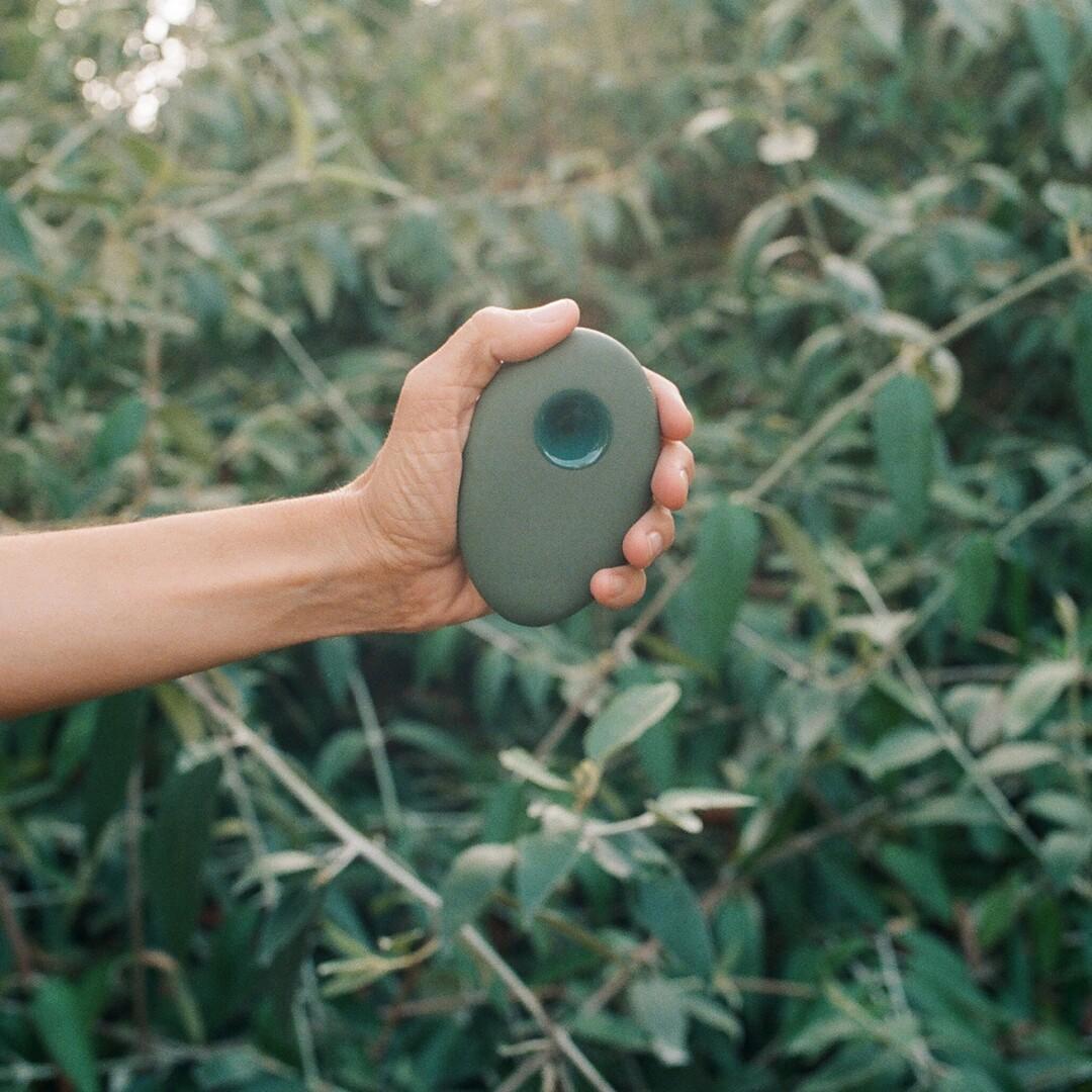 Ceramic pipe from Miwak Junior.