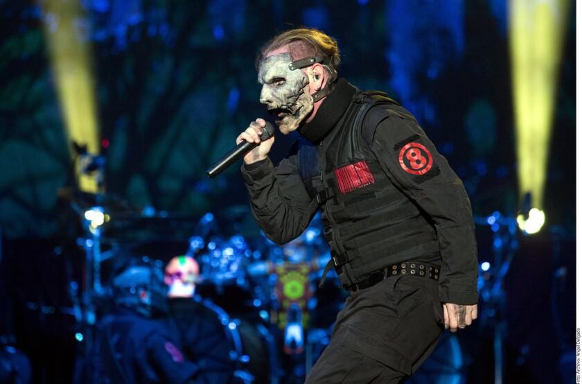 El nuevo álbum de Slipknot podría no estar tan lejano, pero el problema para los seguidores de la agrupación radica en algo mayor: podría ser el último.
