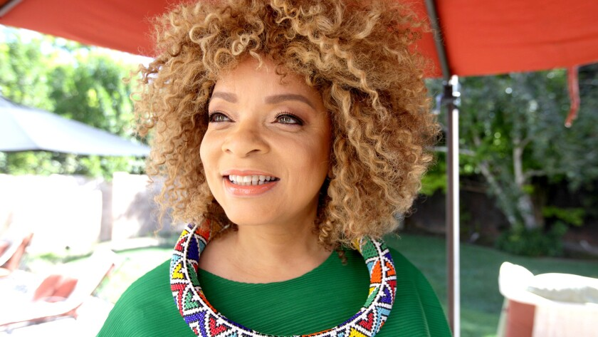 LOS ANGELES, CA., SEPTEMBER 18, 2018 -- Ruth E. Carter, noted costume designer -- Black Panther, the