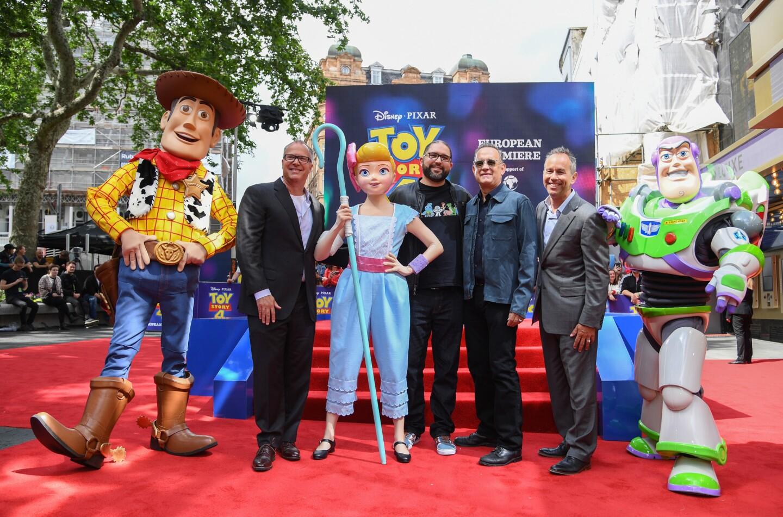 Disney and Pixar's Toy Story 4 European Premiere