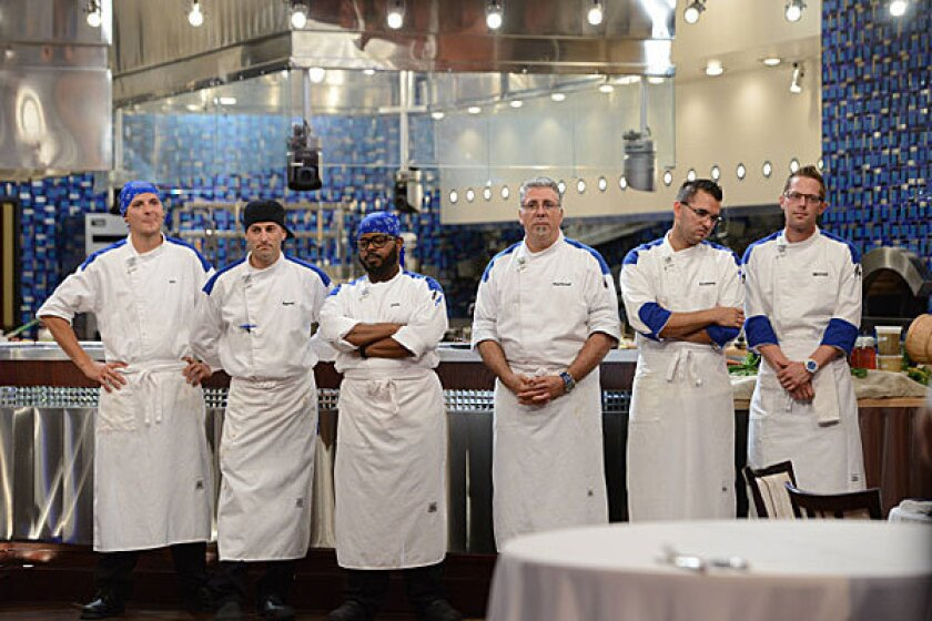 'Hell's Kitchen' recap: What does Barret have on Chef Ramsay?