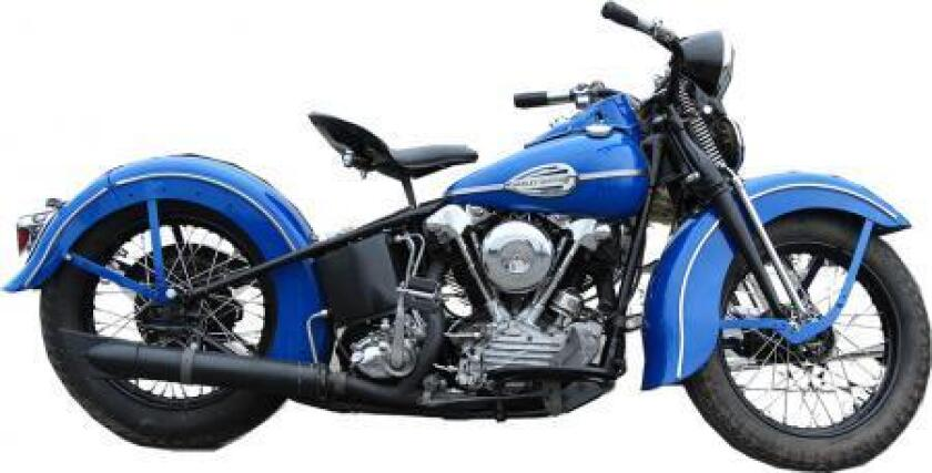 Sons of Anarchy motorcycle
